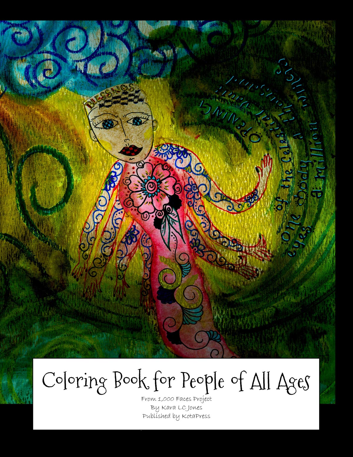 Coloring Book For People Of All Ages EBook