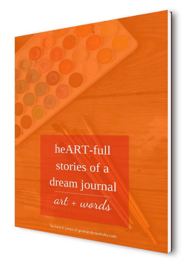 Art Journal Grief
